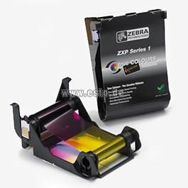 Zebra Farbbänder für den ZXP Series 1 Kartendrucker