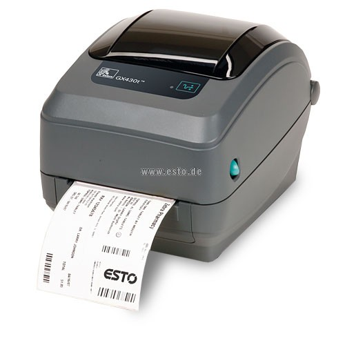 Zebra GX430t Thermotransferdrucker GX43-102520-000