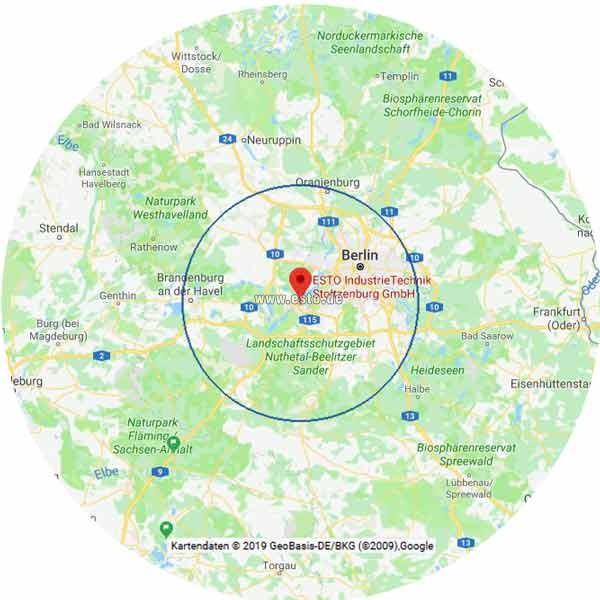 Umkreis Esto Vor-Ort-Reparatur