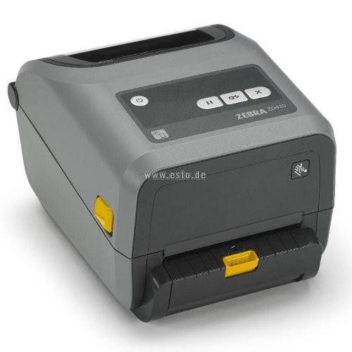 Drucker mit Etikettenspender