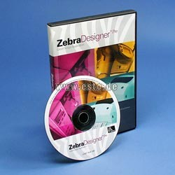 Etikettensoftware Zebra Designer Pro Vollversion