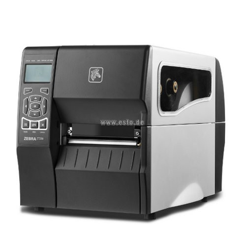 Zebra ZT230 Thermotransfer 300 dpi, mit Spendefunktion (Peel) / Eternet, ZT23043-T1E200FZ