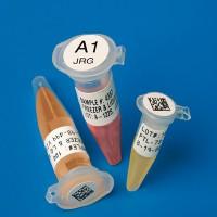 Etiketten zur Deckelkennzeichnung