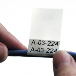Brady B-427 Kabeletiketten auf Rolle mit 76 mm Kern