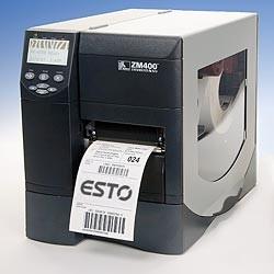 Zebra ZM400 - 600 dpi